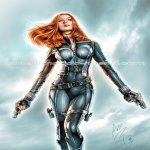 Black-Widow Winter-Soldier