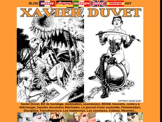 http://xavierduvet.com/ver_english/catalogue.html